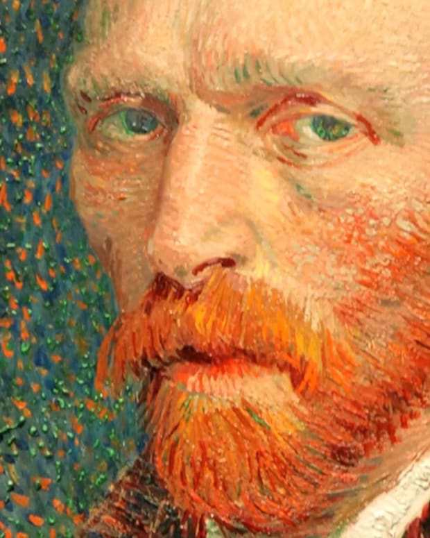 Vincent Van Gogh - Alienated Artist