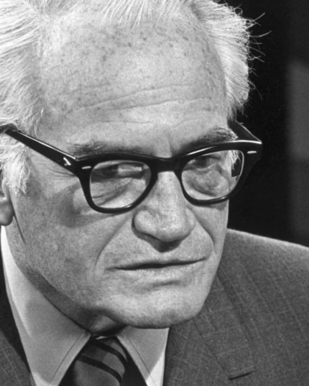Barry Goldwater - Rightwinger, Gay Rights Activist