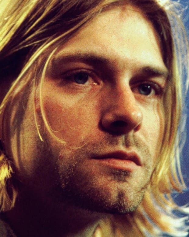 Kurt Cobain - Becoming a Father