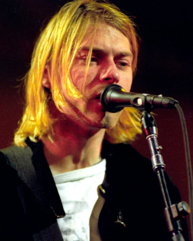 Kurt Cobain - Mini Biography
