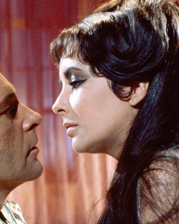 Elizabeth Taylor - Affair With Richard Burton