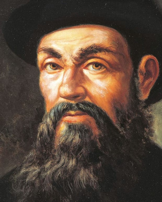 Ferdinand Magellan - Mini Biography