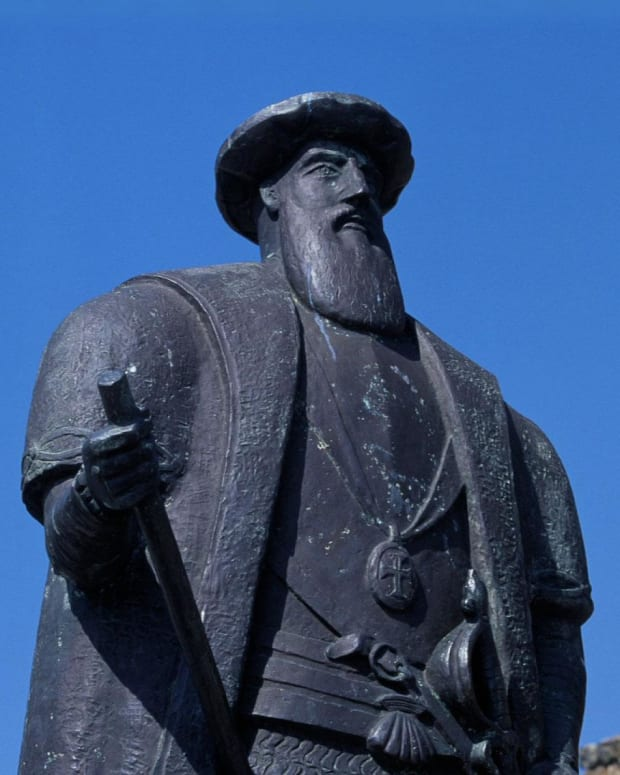 Vasco de Gama - Mini Biography