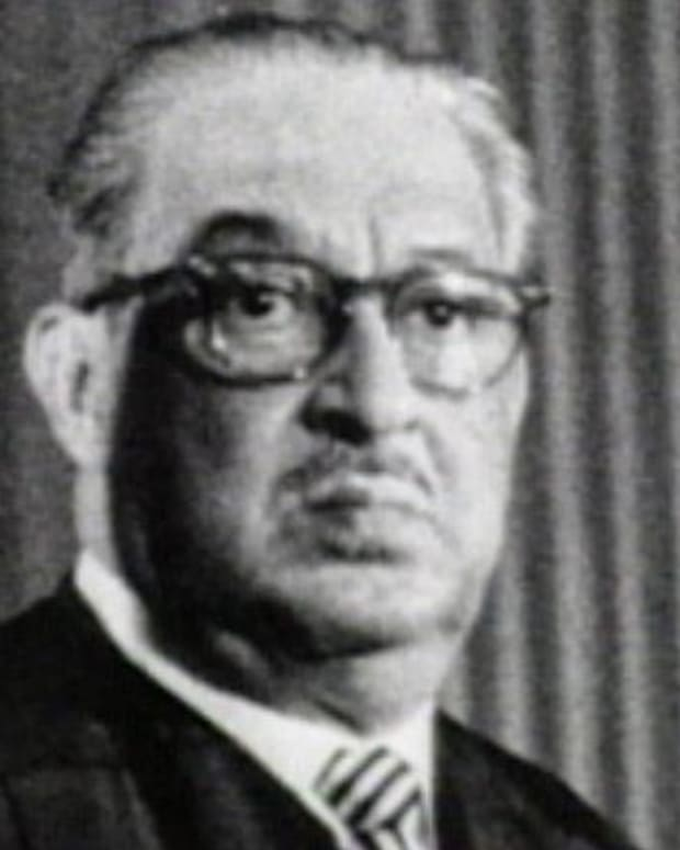 Thurgood Marshall - Mini Biography
