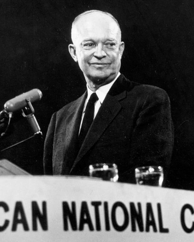 Dwight D. Eisenhower - First Term