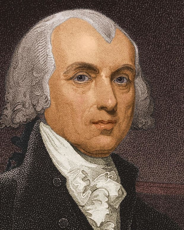 James Madison - Shaping American History