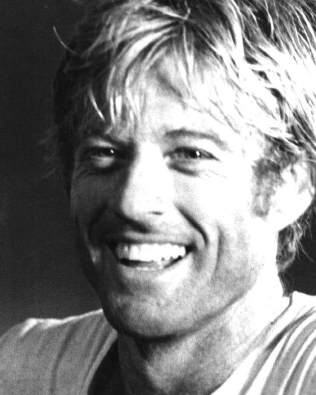 Robert Redford - Early Life