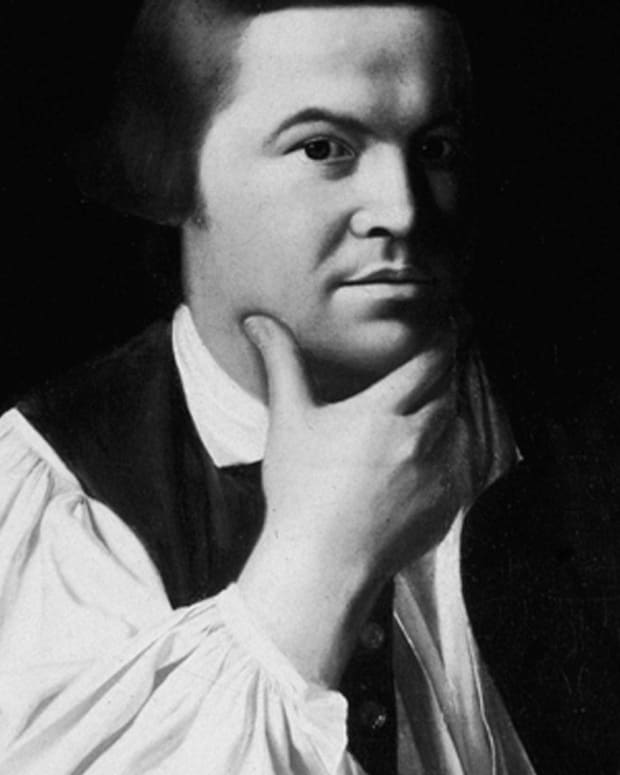 Paul Revere - Mini Biography