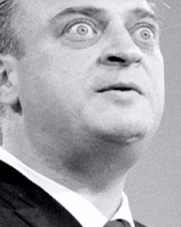 Rodney Dangerfield - Comedic Craftsman