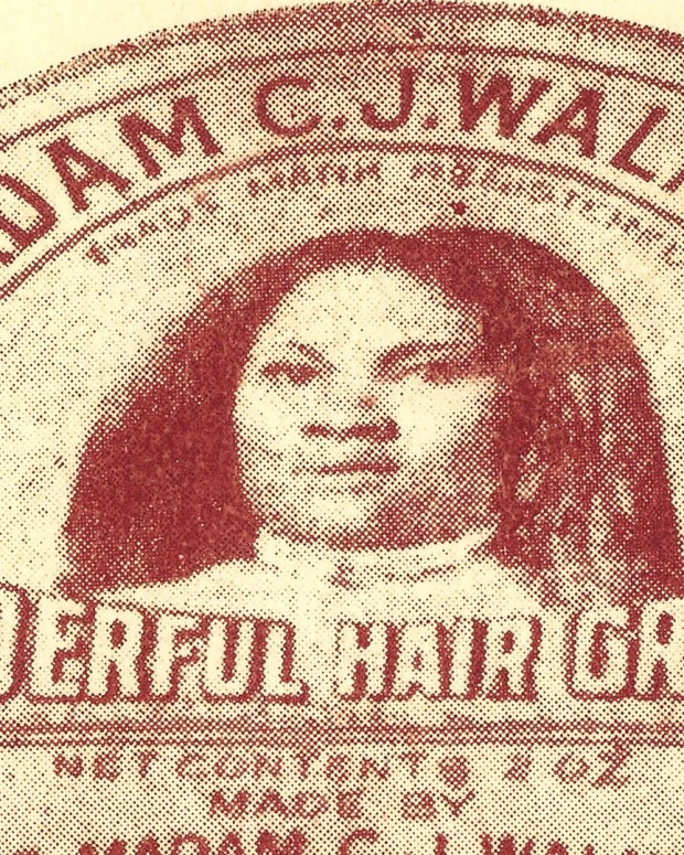 Madam C.J. Walker - Successful Business Woman