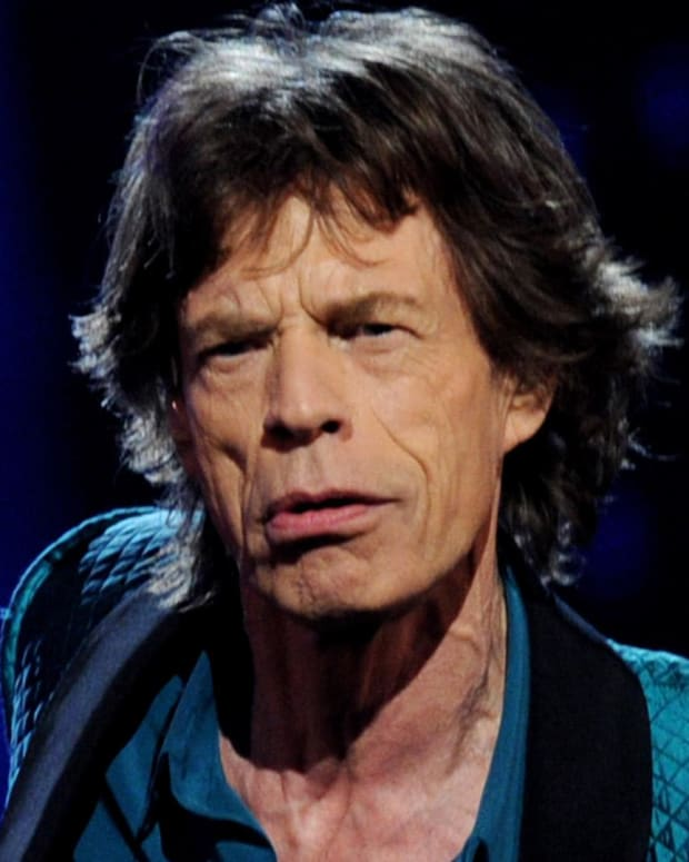 Mick Jagger - Mini Biography