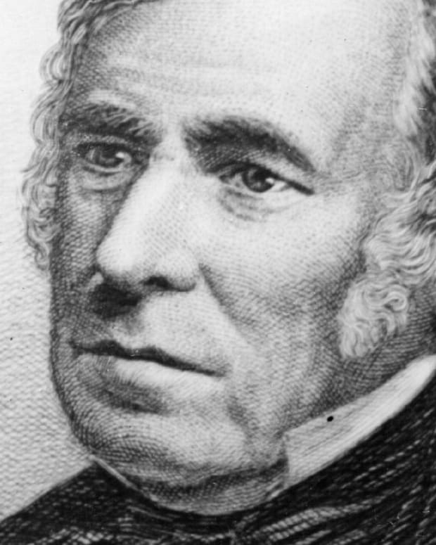 Zachary Taylor - The Integrity of the Union