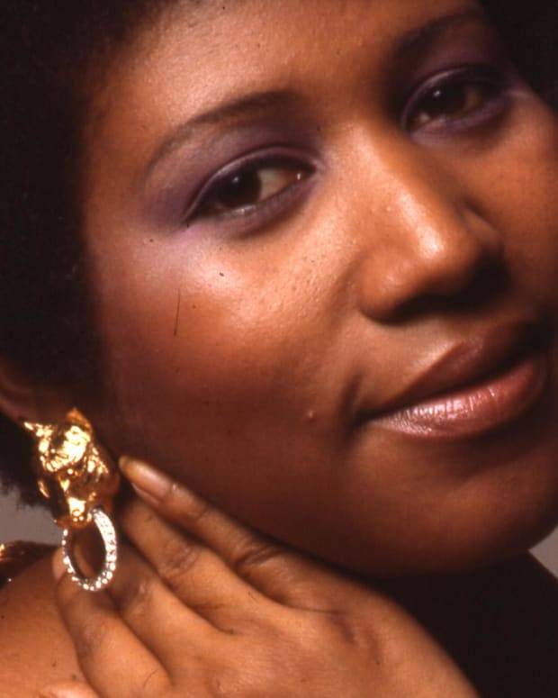 Aretha Franklin - Soul Food Chef