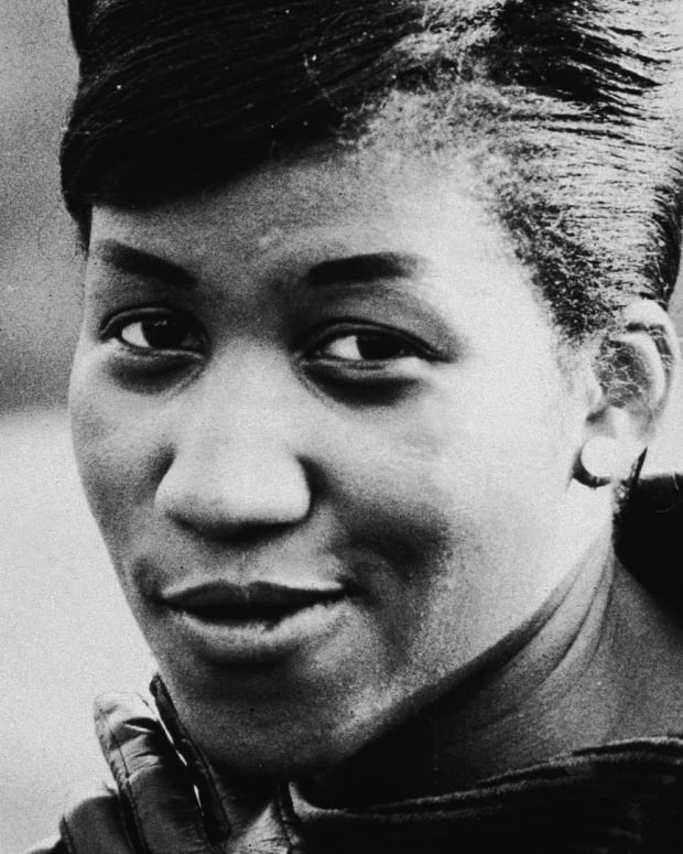 Aretha Franklin Young Photo