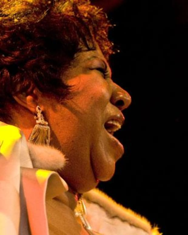Aretha Franklin - Mini Biography