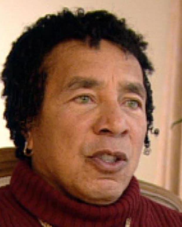 Smokey Robinson - Writing for Marvin