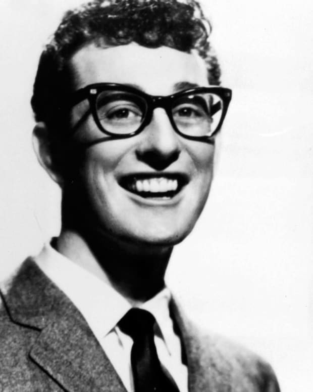 Buddy Holly - Rock and Roll Legend