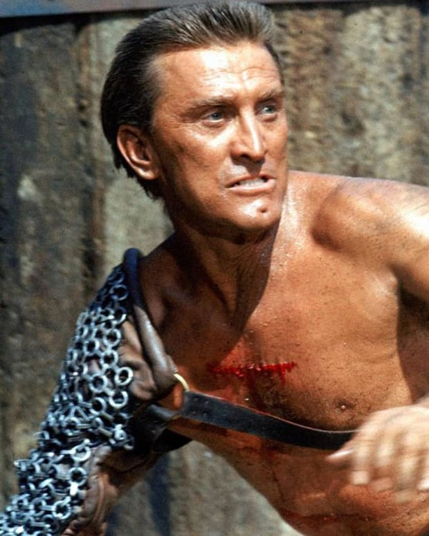Born Issur Danielovitch the 95yearold star of Spartacus looks back on his legendary career