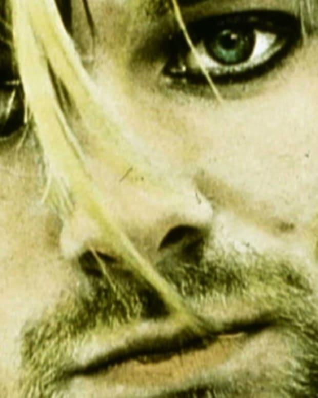 Kurt Cobain - Smells Like Teen Spirit