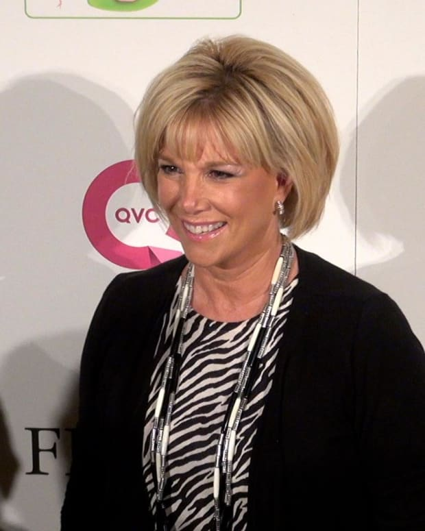 Joan Lunden - Mini Biography