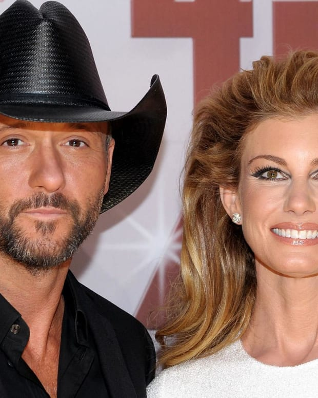 Tim McGraw & Faith Hill - Famous Couple