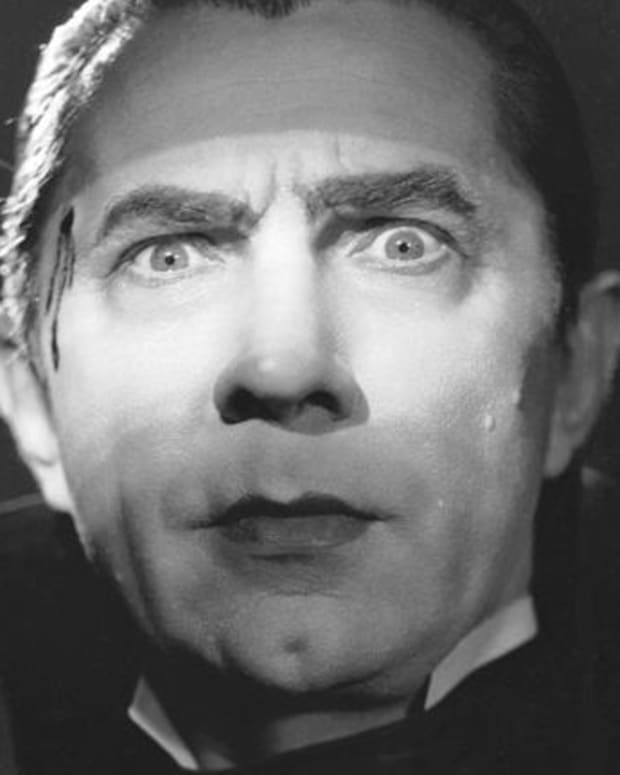 Bela Lugosi - Horror Movie Legend