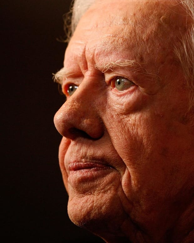 Jimmy Carter - Legacy