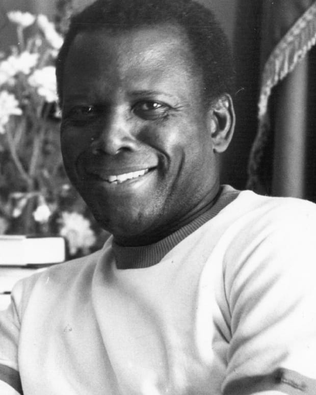 Sidney Poitier - Later Years in Hollywood