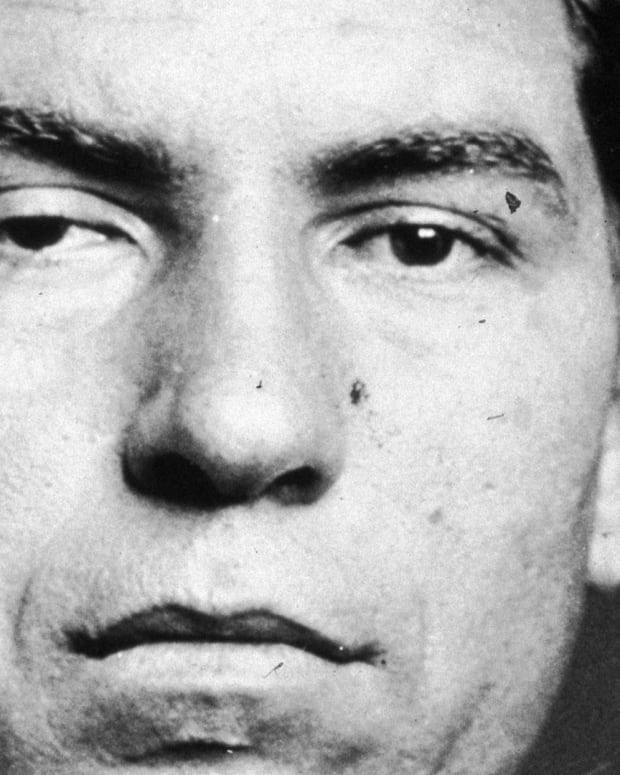 Lucky Luciano - Mini Biography