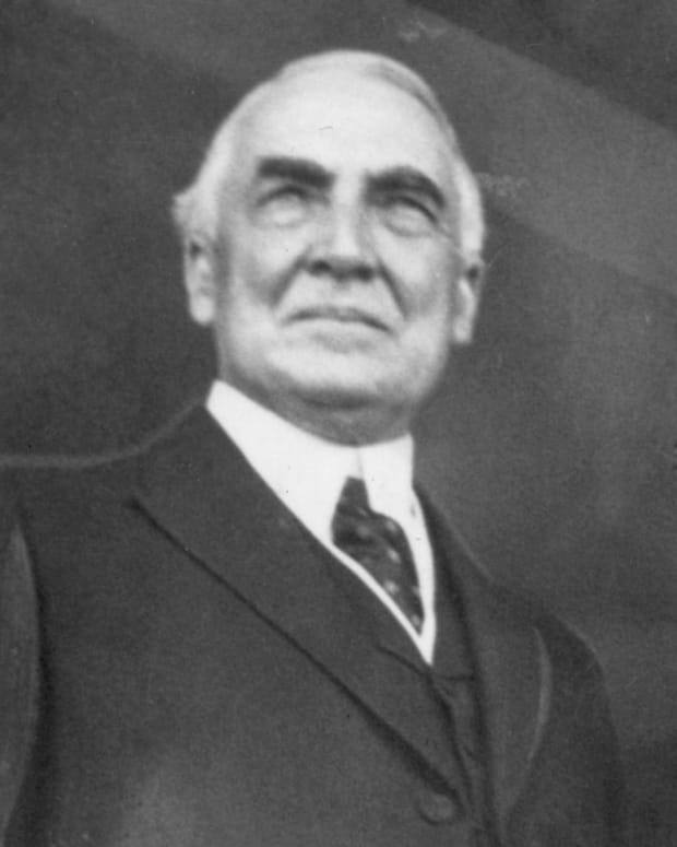 Warren Harding - Scandals