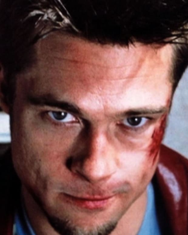 Brad Pitt - Fight Club