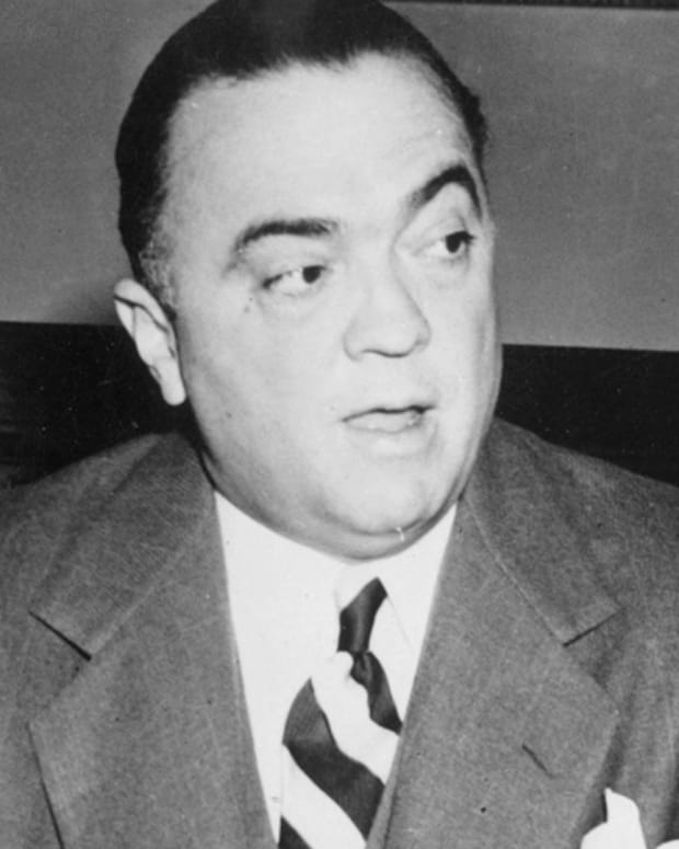 J. Edgar Hoover - Founder of the FBI