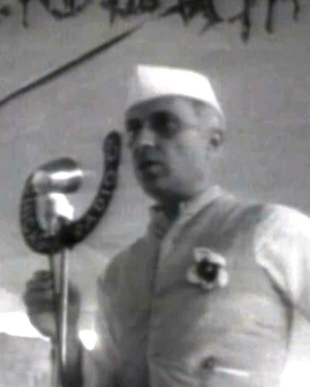 Jawaharlal Nehru - Becoming a Leader