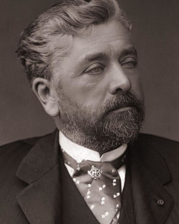 Gustave Eiffel - Building the Eiffel Tower