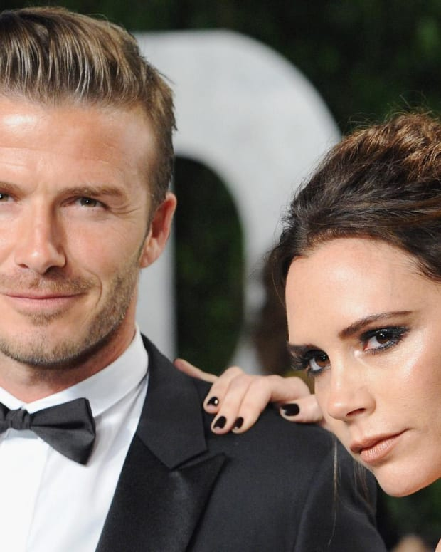 David and Victoria Beckham - Famous Couple