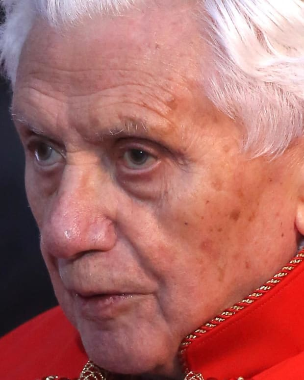 Pope Benedict XVI - The Papal Election