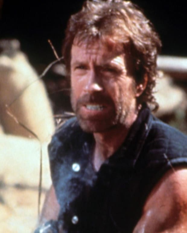 Chuck Norris - Origin of the Name