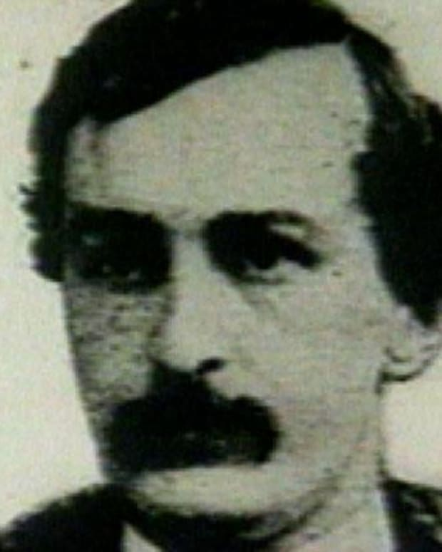 John Wilkes Booth - The Actor/Assassin