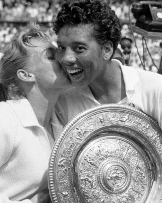 Althea Gibson - Mini Biography