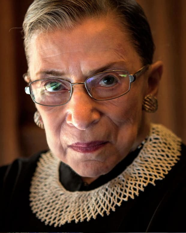 Ruth Bader Ginsburg - Mini Biography