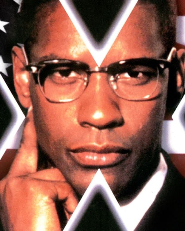 Denzel Washington - Playing Malcolm X on Film
