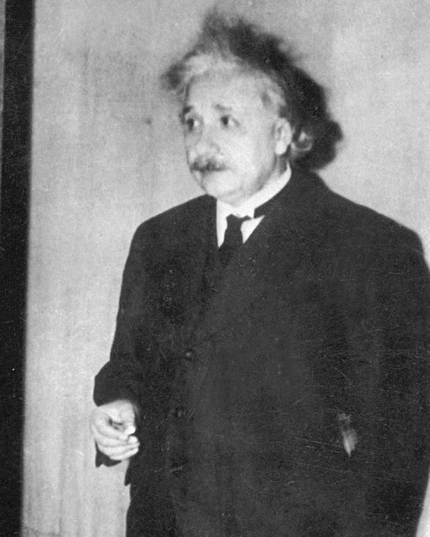 Albert Einstein - Scientific Hero