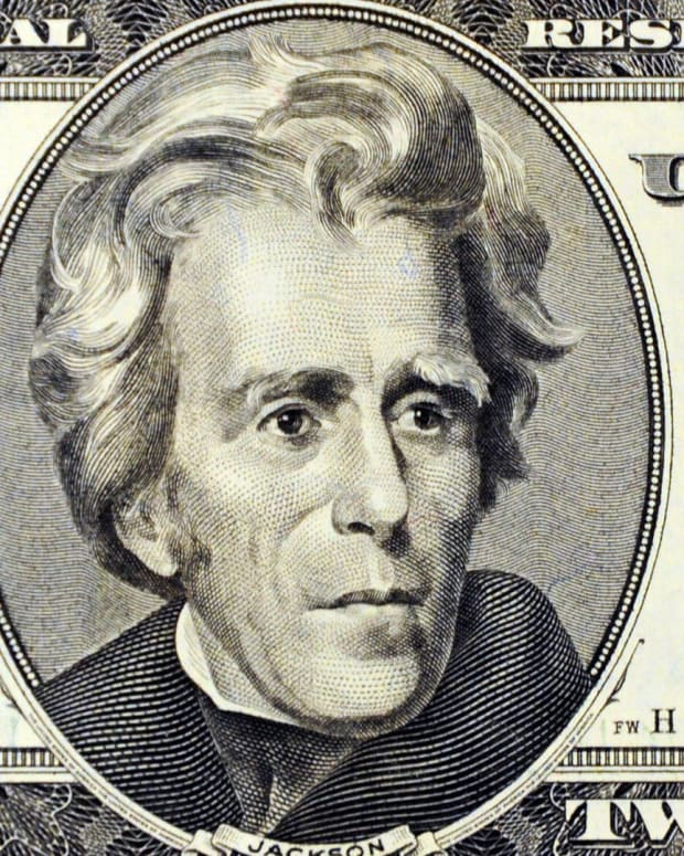 Andrew Jackson - The Twenty Dollar Bill