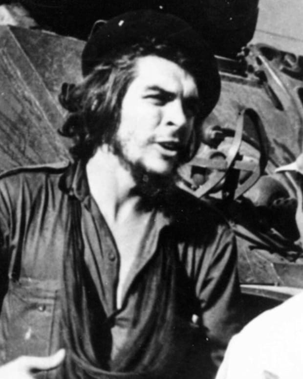 Che Guevara - Revolutionary Rebel
