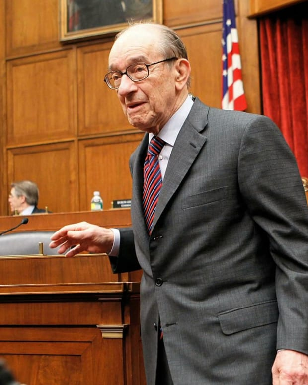 Alan Greenspan - Economic Expert