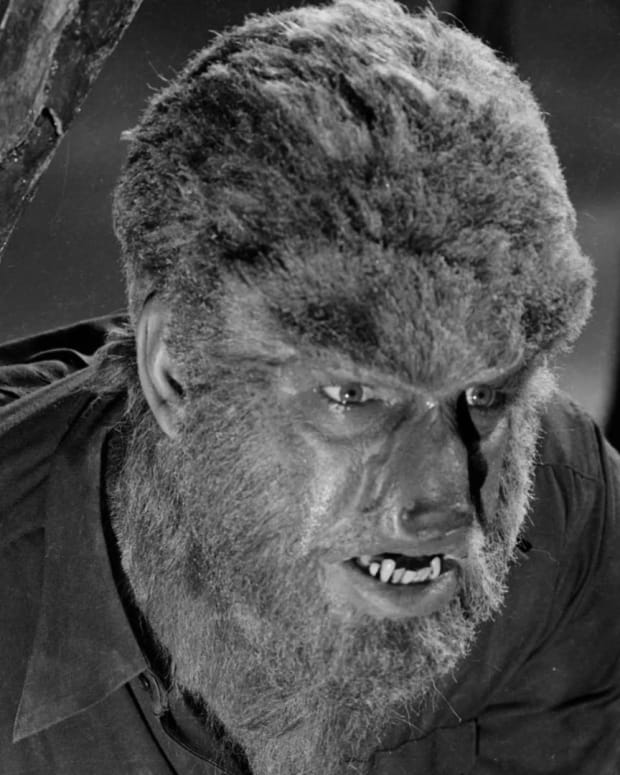 Lon Chaney Jr. - The Wolfman