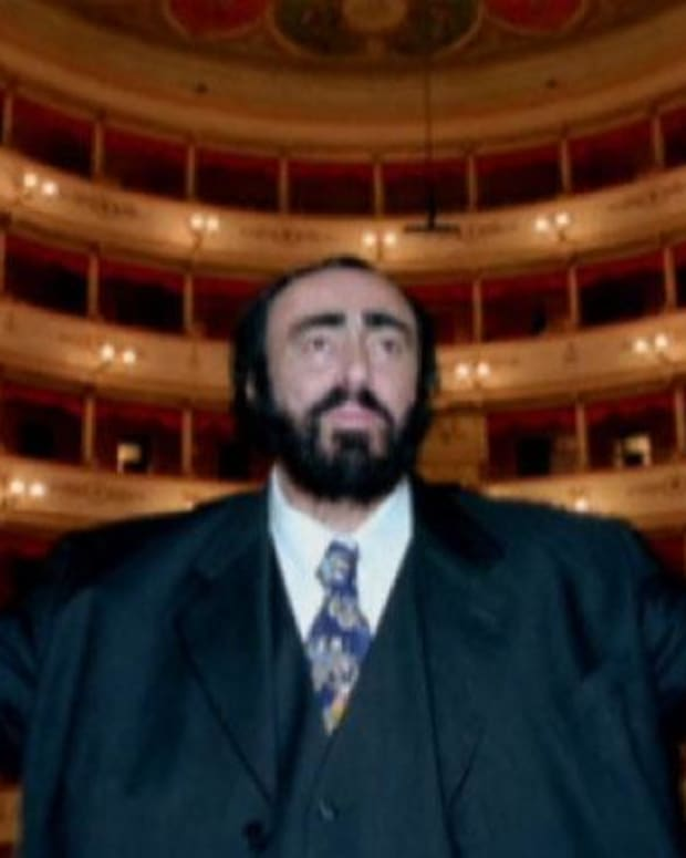 Luciano Pavarotti - Mini Biography