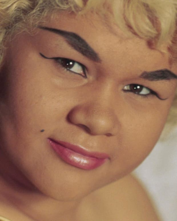 Etta James - Mini Biography