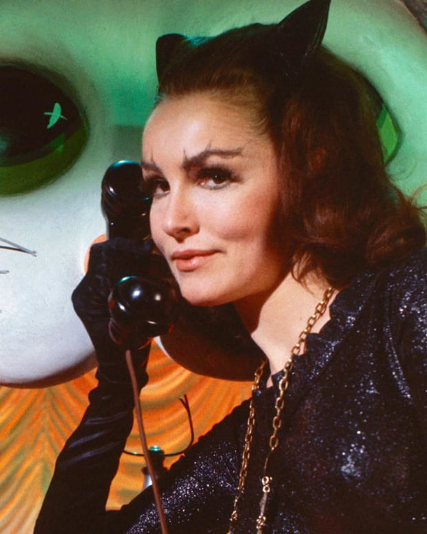 Julie Newmar - The Original Catwoman