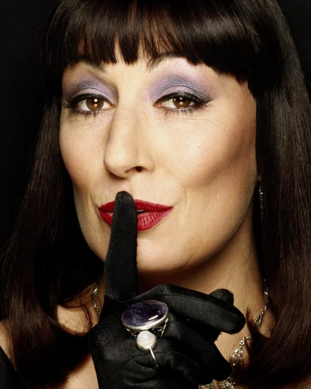 "Anjelica Huston - ""A Story Lately Told"""